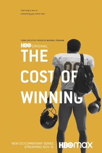 The Cost of Winning Poster