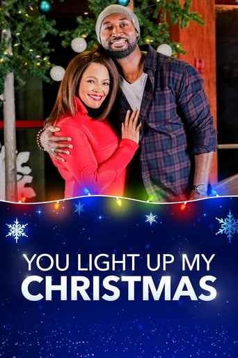 Poster of You Light Up My Christmas