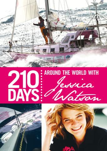 210 Days – Around The World With Jessica Watson
