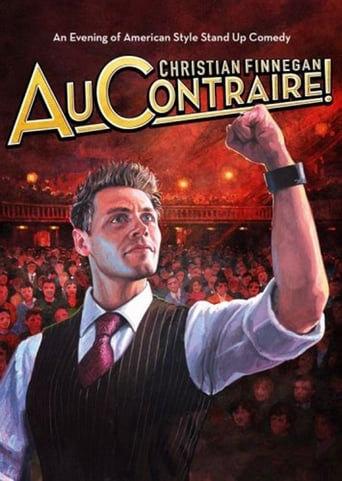 Watch Christian Finnegan: Au Contraire Online Free Putlocker