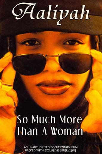 Poster of Aaliyah: So Much More Than a Woman