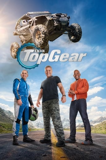 Top Gear Movie Poster
