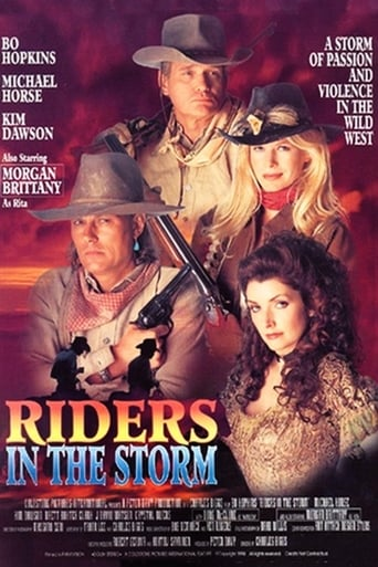 Poster of Riders in the Storm