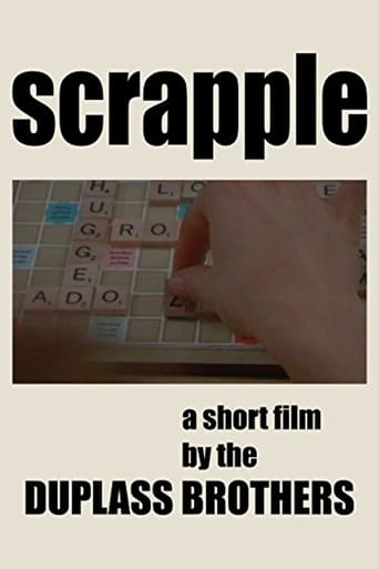 Poster of Scrapple