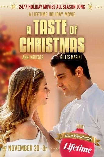 A Taste of Christmas Poster