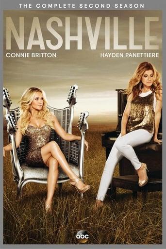 Nashville No Ritmo da Fama 2ª Temporada - Poster