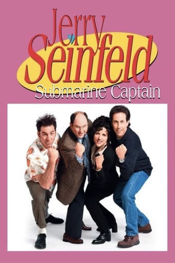 Poster of Jerry Seinfeld: Submarine Captain
