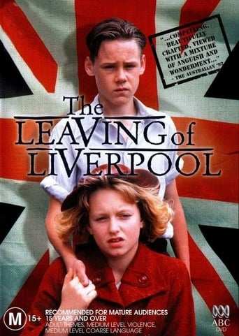 Poster of The Leaving of Liverpool