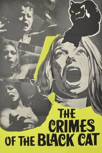 Poster of The Crimes of the Black Cat