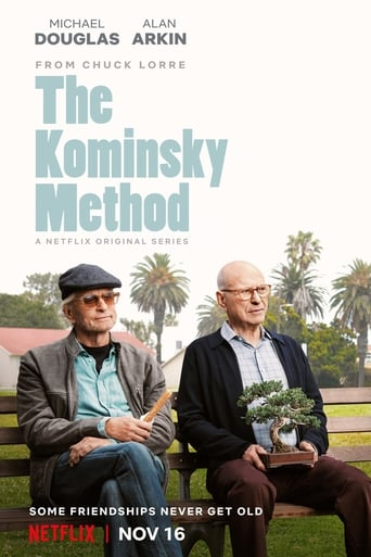 The Kominsky Method S01E08