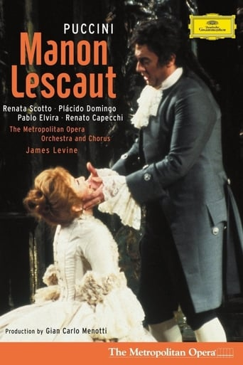 Poster of Puccini: Manon Lescaut