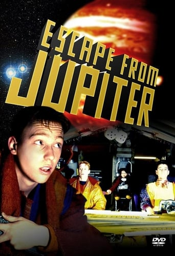 Poster of Escape from Jupiter