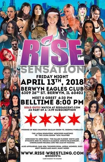 Poster of RISE 7: Sensation