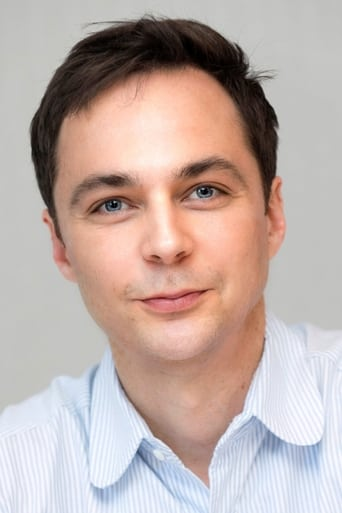 Jim Parsons alias Sheldon Cooper (voice)