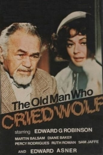 Poster of The Old Man Who Cried Wolf