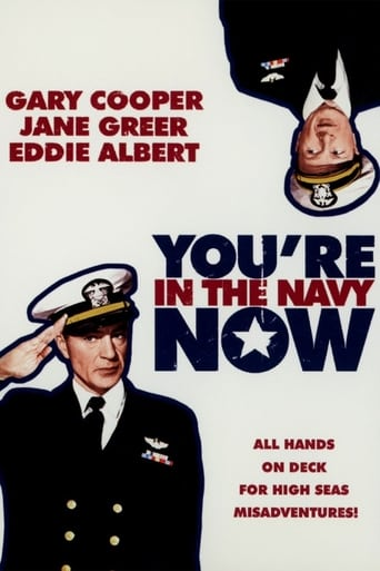 Poster of You're in the Navy Now