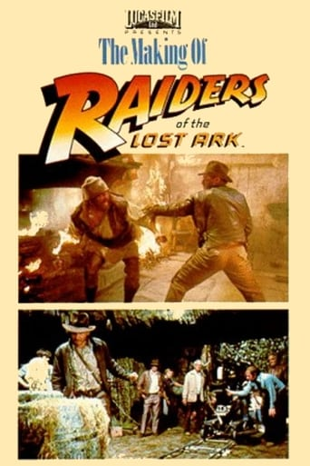 Poster of The Making of 'Raiders of the Lost Ark'