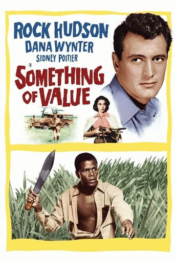 Poster of Something of Value