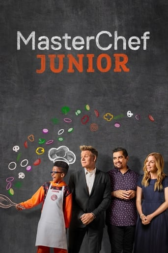 Poster of MasterChef Junior