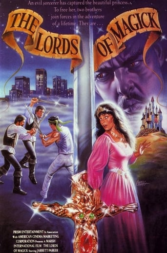 Poster of The Lords of Magick