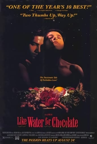 Poster of Like Water for Chocolate