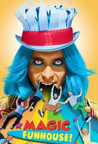 Poster of Magic Funhouse