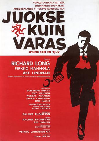 Poster of Juokse kuin varas