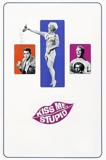 Poster of Kiss Me, Stupid