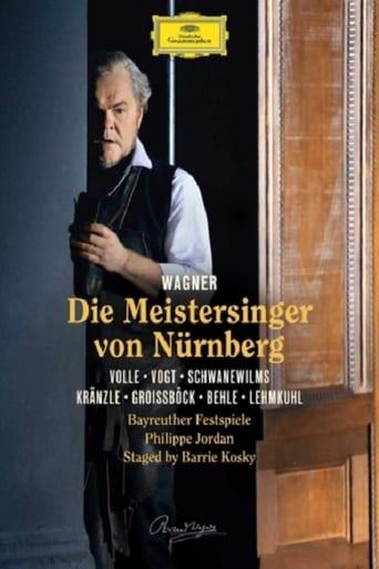 Poster of Die Meistersinger von Nürnberg: Bayreuther Festspiele (Philippe Jordan)