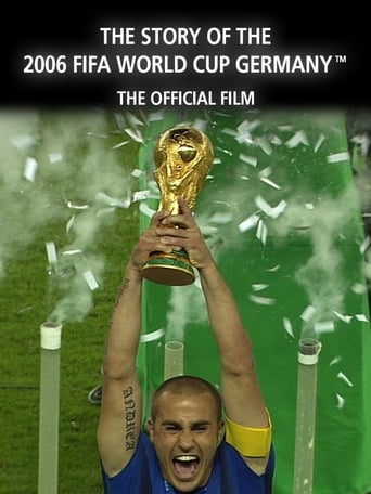 Poster of The Story of the 2006 FIFA World Cup: The Official Film of 2006 FIFA World Cup Germany