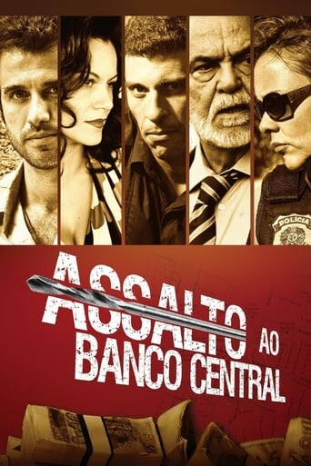 Assalto ao Banco Central - Poster