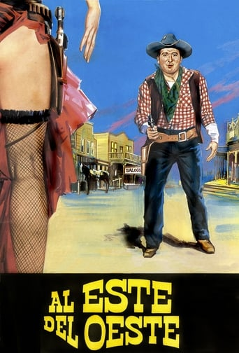 Poster of Al este del oeste