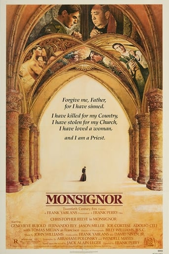 Poster of Monsignor