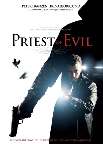 Poster of Priest of Evil