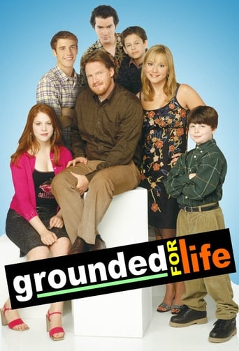 Poster of Grounded for Life