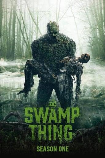 Swamp Thing 1ª Temporada - Poster