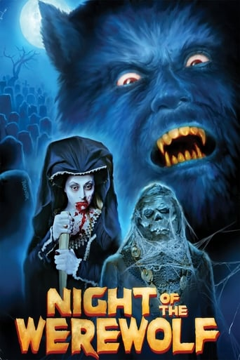 Poster of Night of the Werewolf