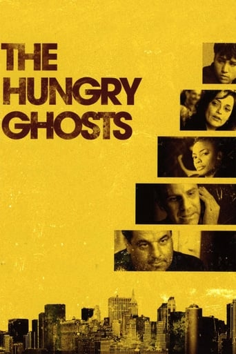 Poster of The Hungry Ghosts
