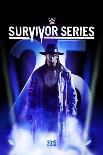 Poster of WWE Survivor Series 2015