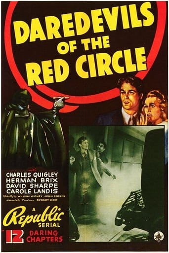 Poster of Daredevils of the Red Circle