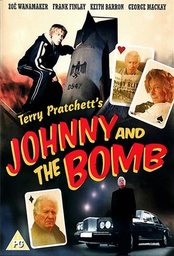 Poster of Johnny and the Bomb