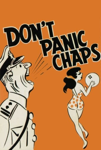 Don't Panic Chaps! Movie Poster