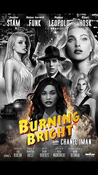 Poster of Burning Bright