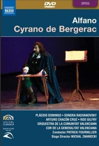 Poster of Alfano - Cyrano de Bergerac
