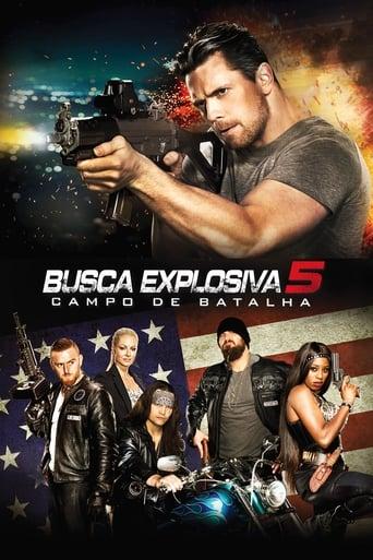 Busca Explosiva 5: Campo de Batalha - Poster