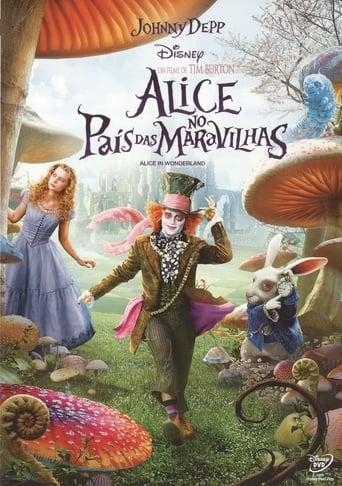 Poster of Alice no País das Maravilhas