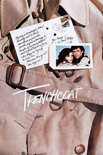 Poster of Trenchcoat