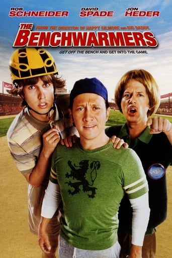 Poster of The Benchwarmers