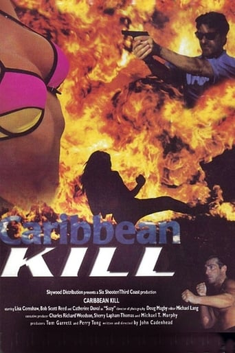 Poster of Caribbean Kill