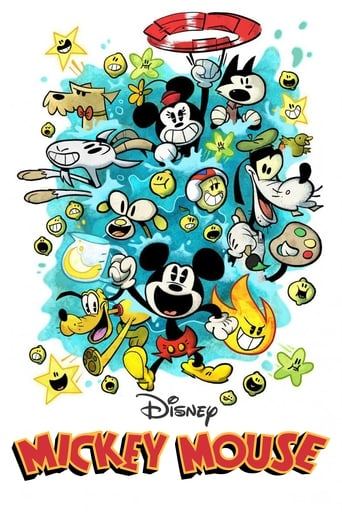 Poster of Mickey Mouse